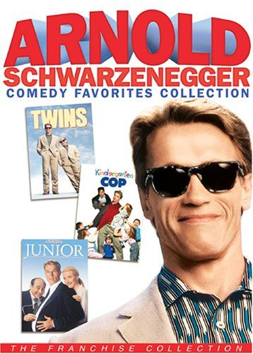 Arnold Schwarzenegger Comedy Favorites Collection Twins