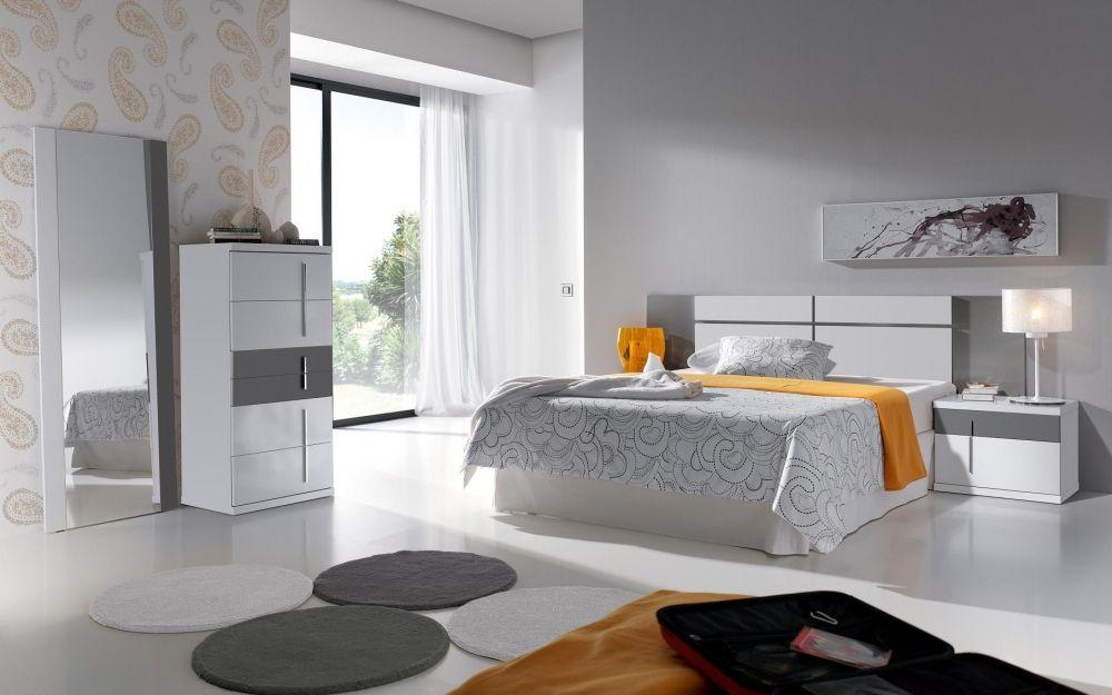 Moderno Dormitorio Principal Decoraci N Dormitorios De