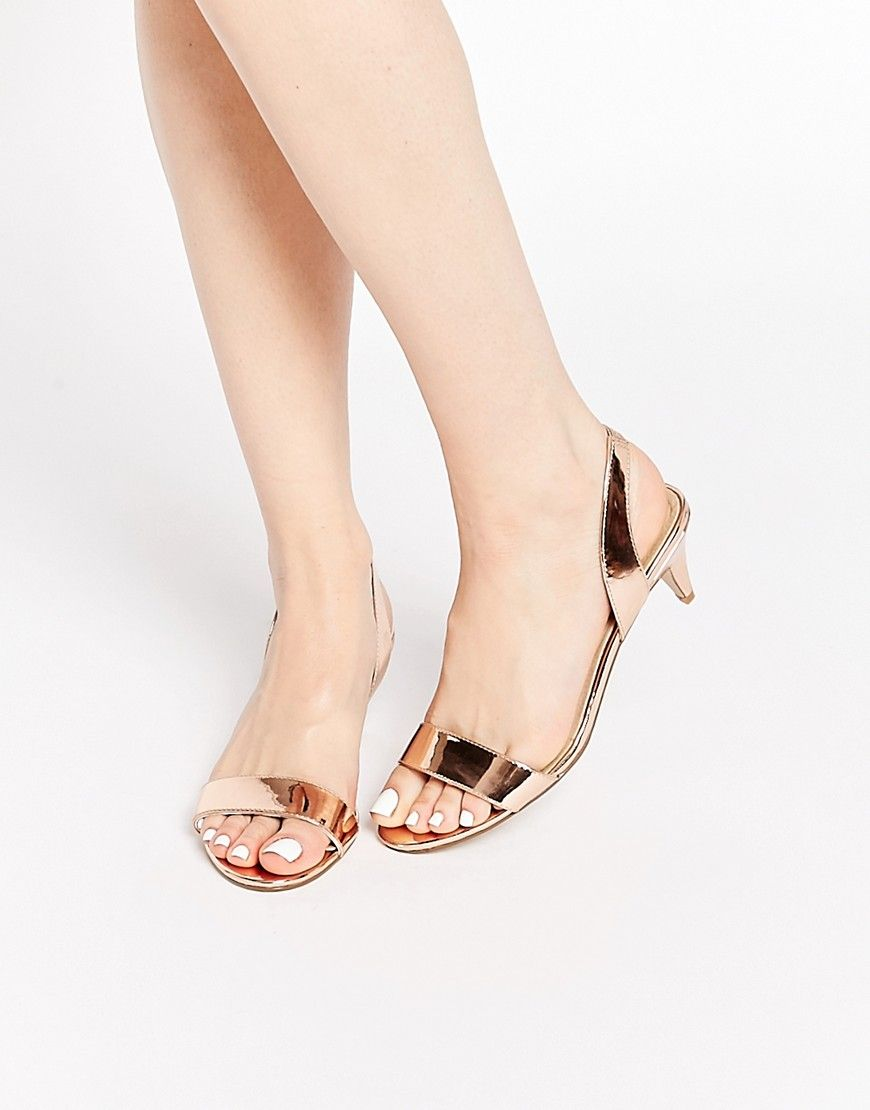 Asos Honeybee Heeled Sandals At Asos Com Heels Shoes Women Heels Sandals Heels
