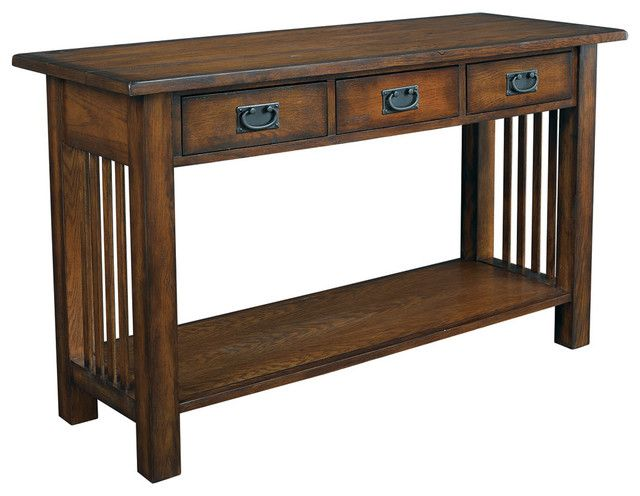 Top 14 Remarkable Craftsman Console Table Ideas Console Table
