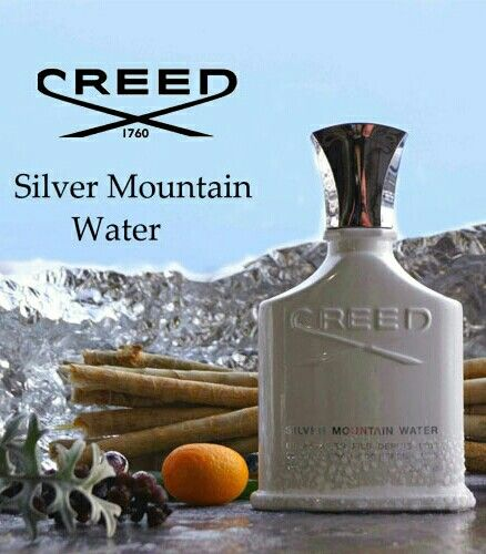 Creed Silver Mountain Water Men Perfume Perfume Packaging Best Fragrance For Men