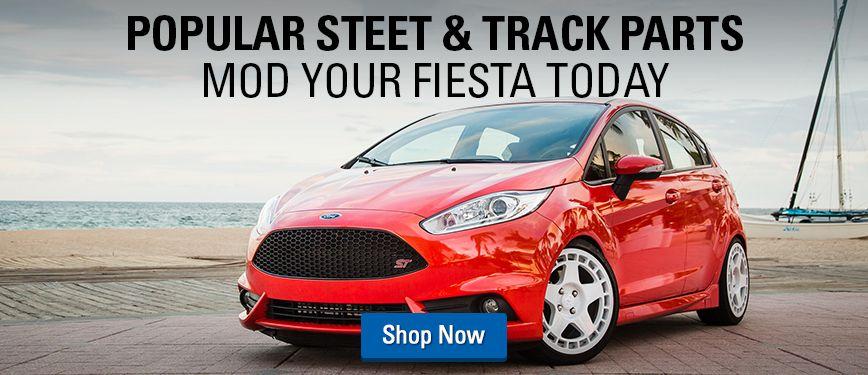 Fiesta New Products Fiesta Ford Fiesta Performance Parts