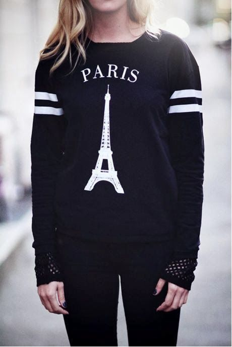 Black Sweater With Different Design