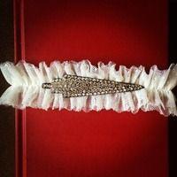 HOUSEofLOVELY - garters + sashes