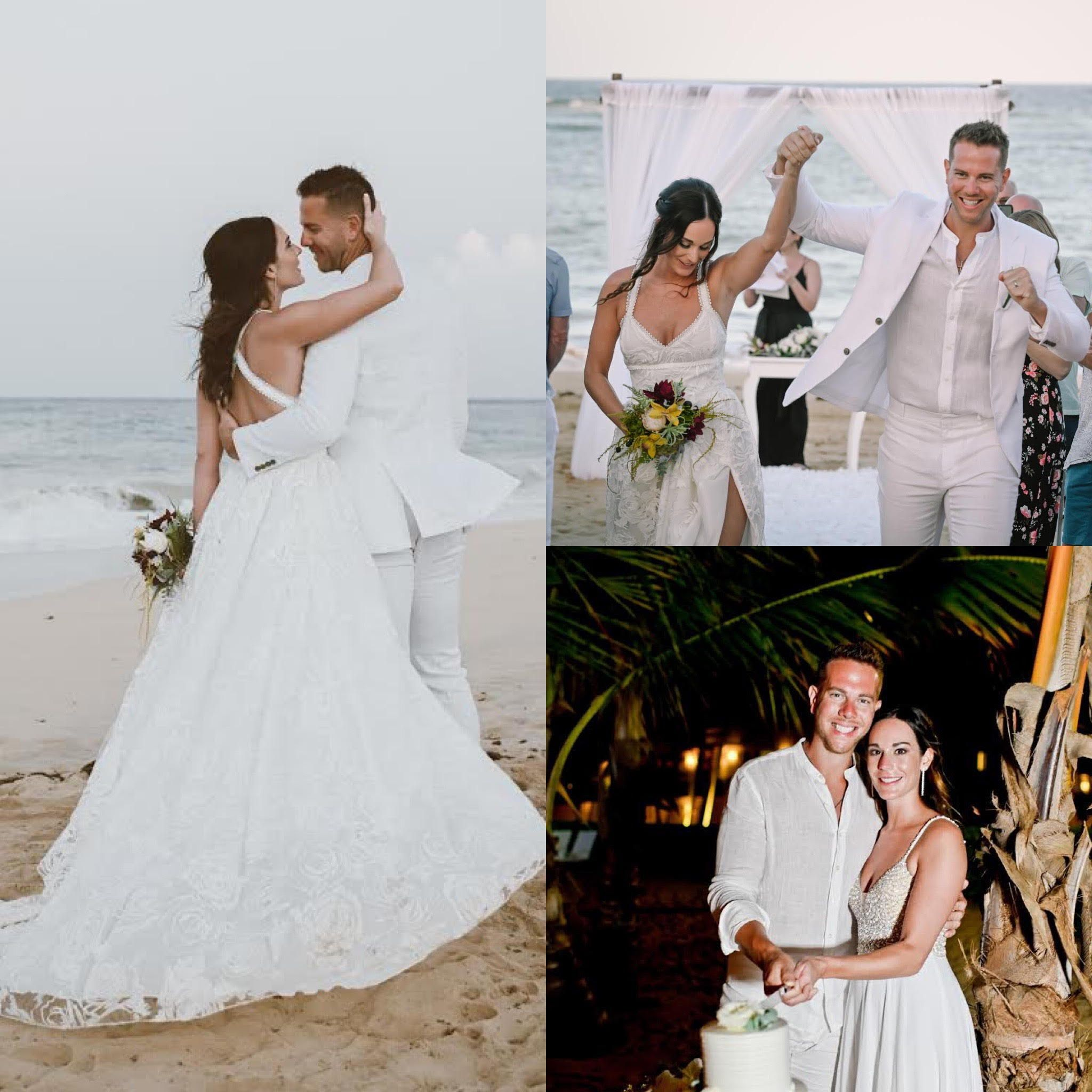 Logan And Nick's Wedding At NOW Onyx