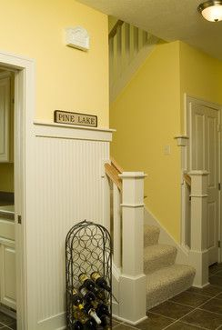 Pine Lake 1 - traditional - staircase - grand rapids - by ...