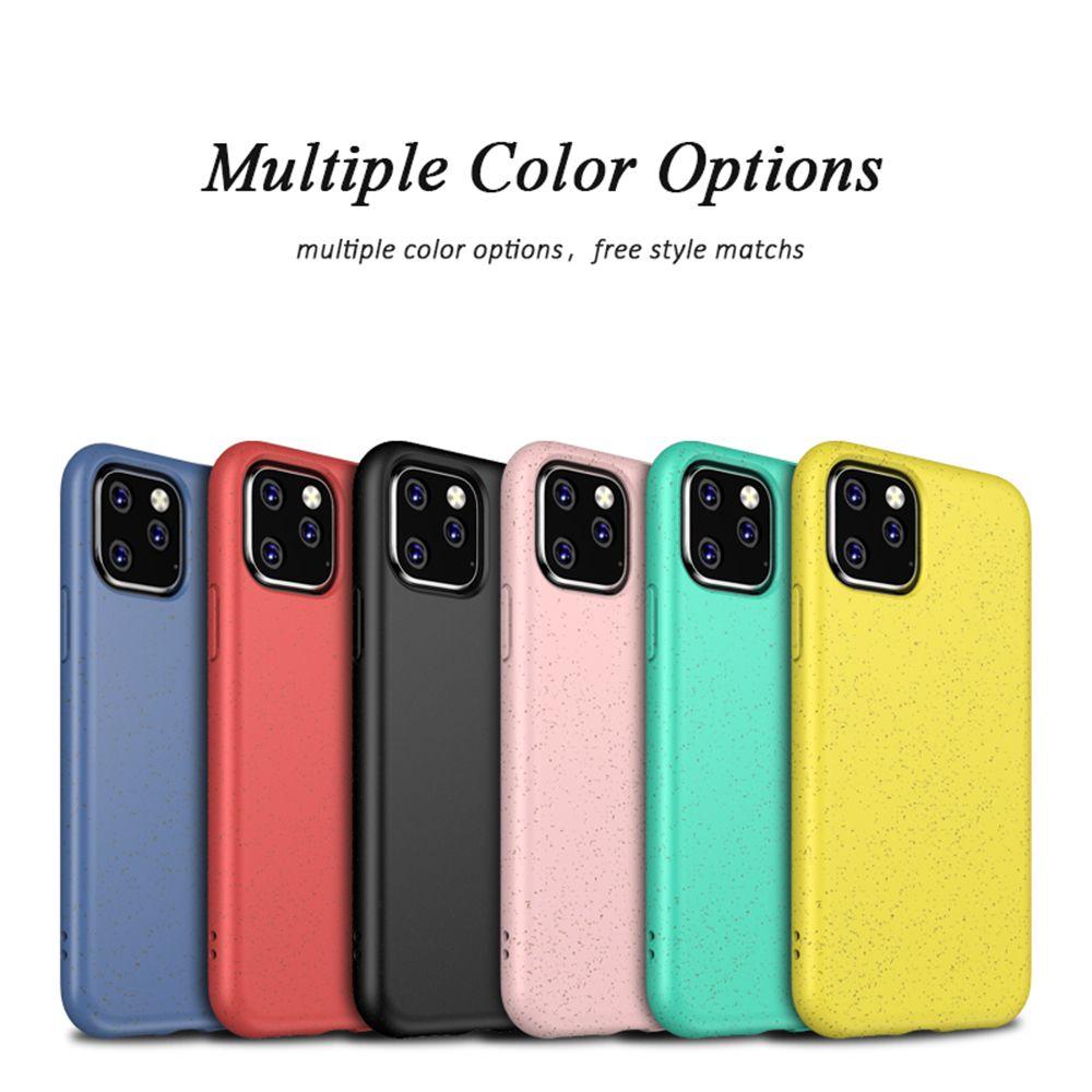 2019 New iPhone 11 11R 11Max Straw Pattern Soft Case Cover