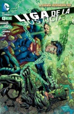 Liga de la Justicia núm 02 (Nuevo Universo DC)