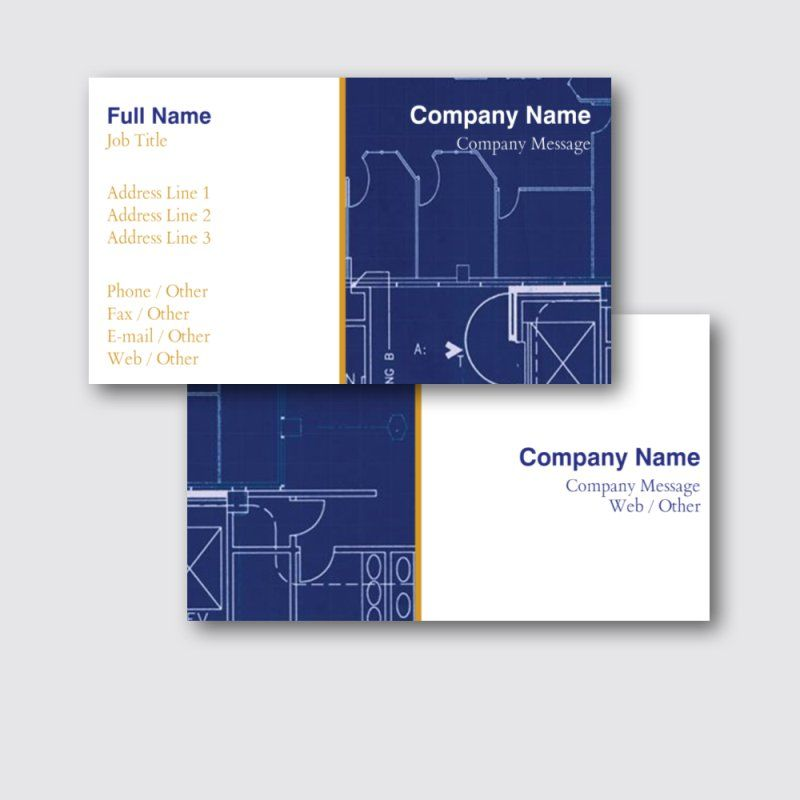 Affordable standard business cards custom standard