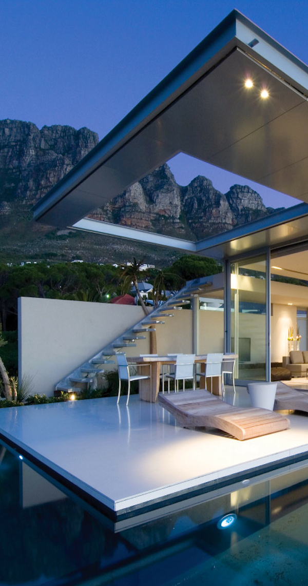 SAOTA...First Crescent..Camps Bay - another incredible #home by this unbelievable #architect