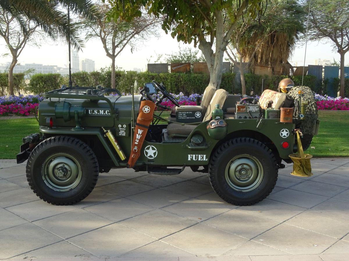 Pin on Jeep willys dubai