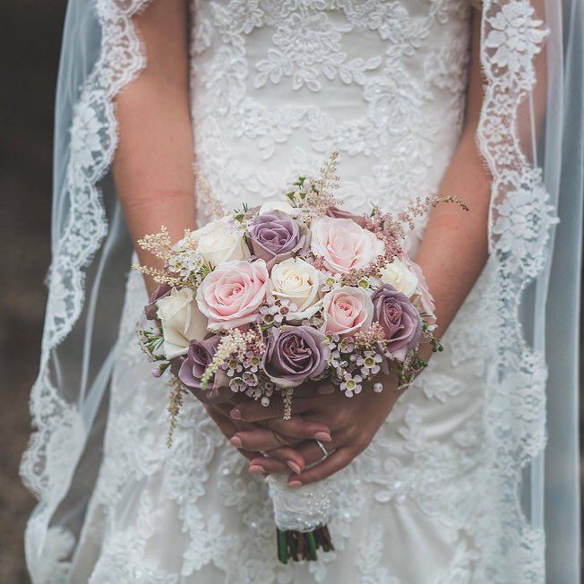 Vintage Wedding Dresses Glasgow: Bridal Bouquet #LWFLowers #glasgowflorist #weddingflowers