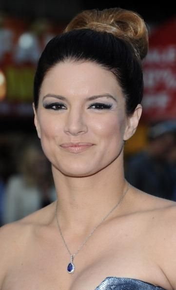 Gina Carano Joins Bruce Willis In Extraction Movie Former Mma Athlete S Feats To Be Displayed In This Upcoming Cia Thriller Mma Women Mma Athlete