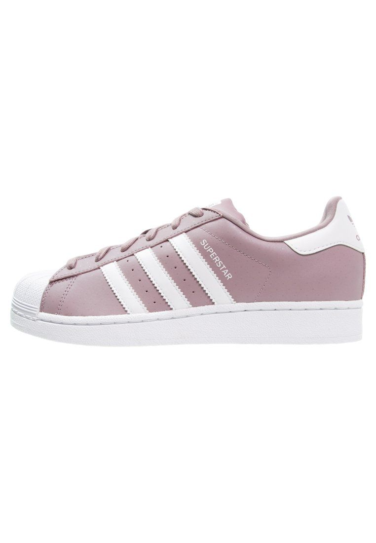 328e615b8e613 ¡Cómpralo ya!. adidas Originals SUPERSTAR Zapatillas blanch purple white. adidas  Originals