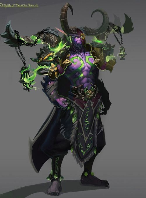 wow demon hunter metamorphosis google search