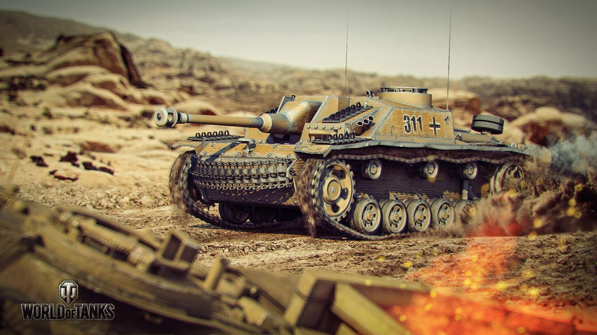 april wallpaper: amx b gallery world of tanks 1024×600 wot wallpaper