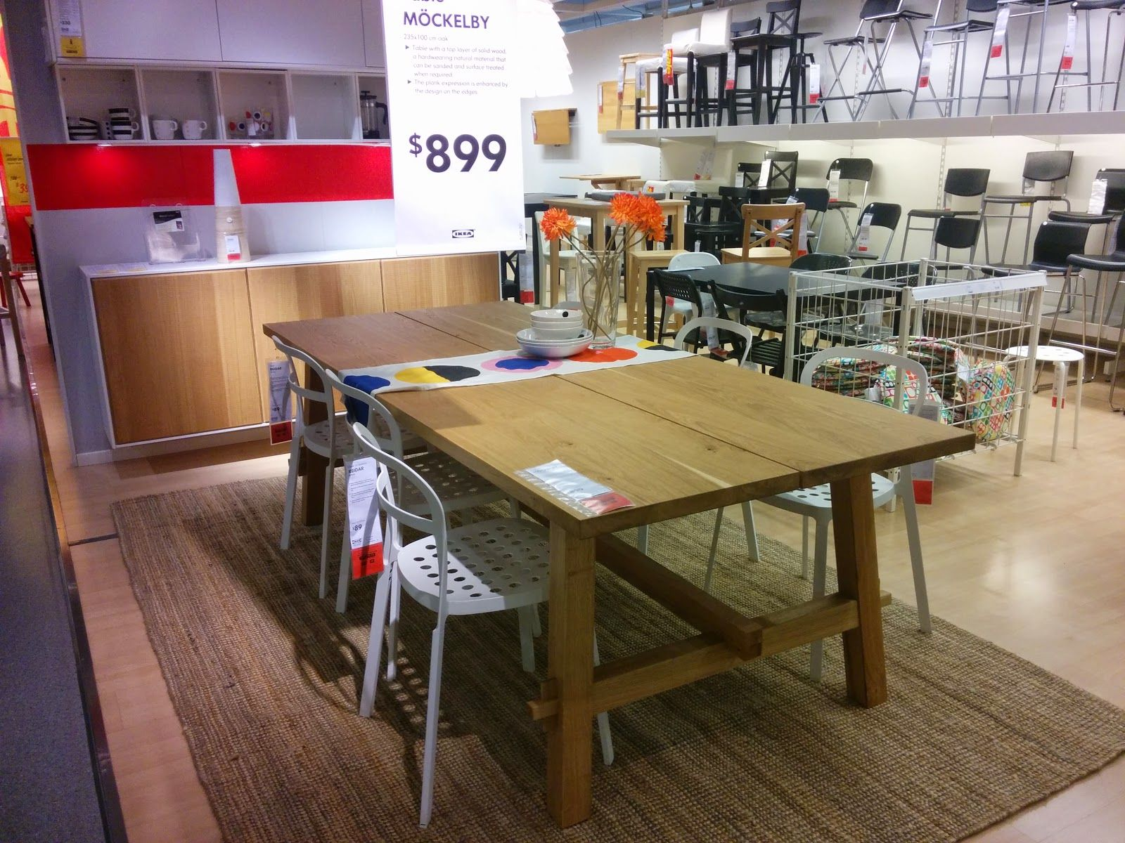 Teak Outdoor Küche Mockelby Table - Google Search | Table, Dining Table, Ikea