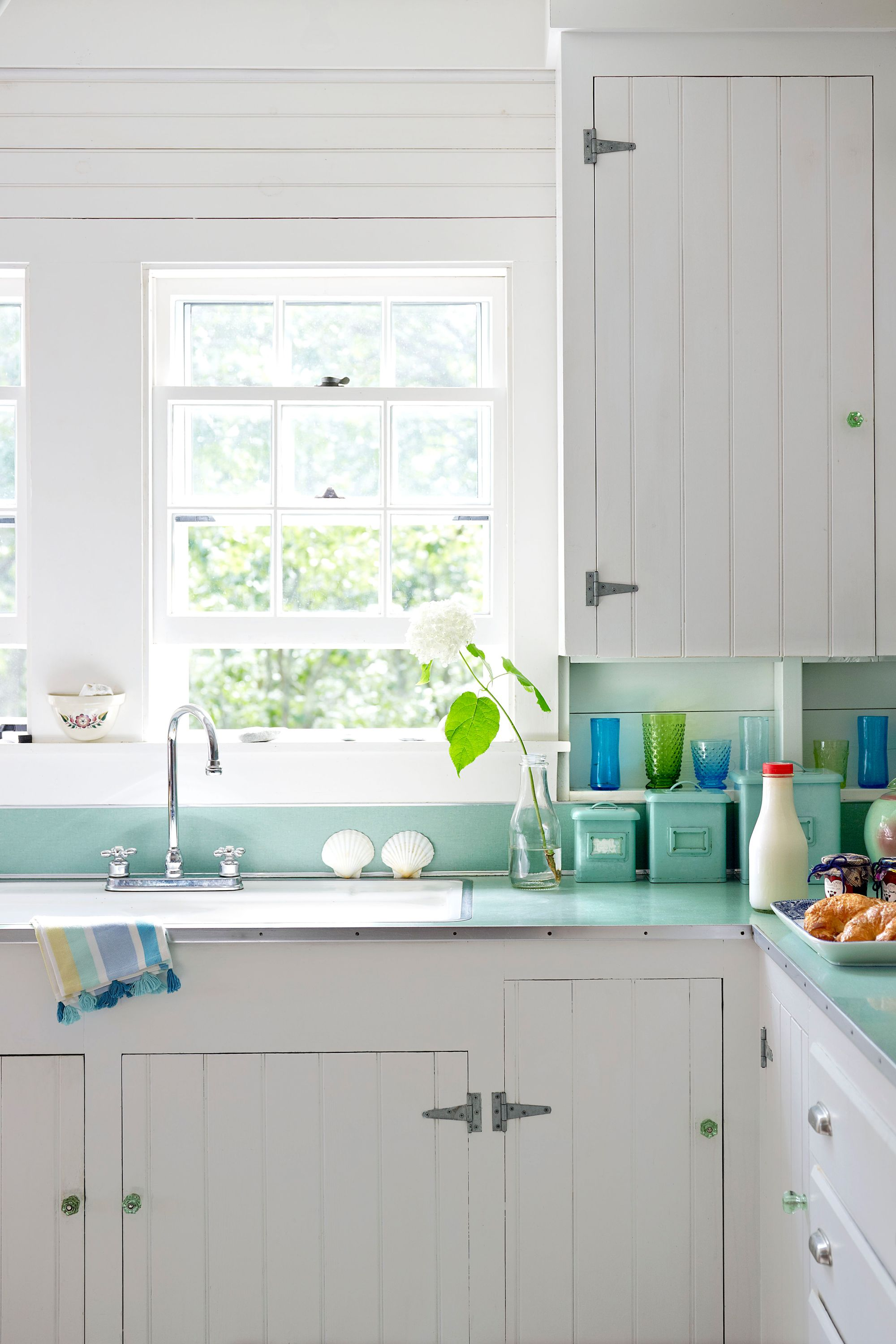 inspiring kitchen decorating ideas kitchens countertop and nest