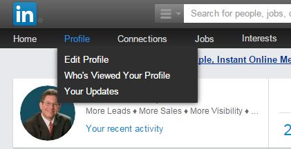 4 Easy Steps To A Custom Linkedin Profile Url Linkedin Profile Custom Easy Step