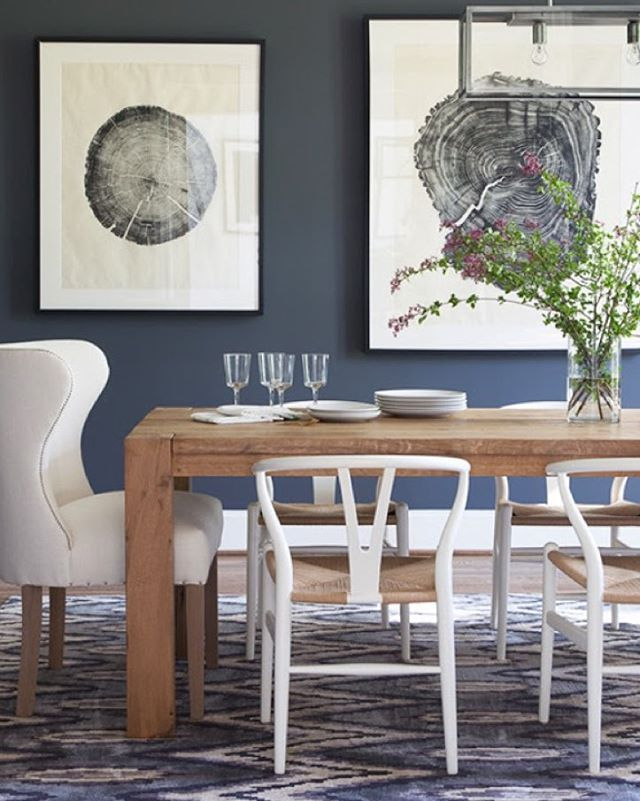 Lonny Magazine On Instagram For The Nashville Home Of A Finnish Professional Athlete And His Musician Dining Table Oak Dining Table Rectangular Dining Table