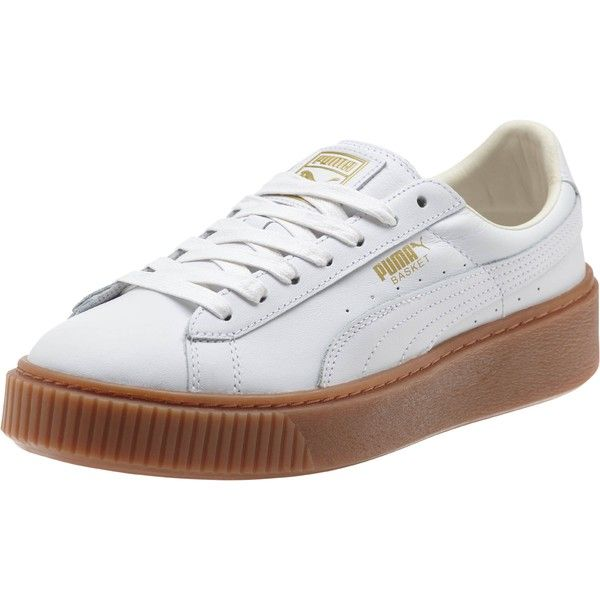 dd6ff30cb84 Find PUMA Basket Platform Core Women s Sneakers and other Womens Women s  Faves at us.puma.com.
