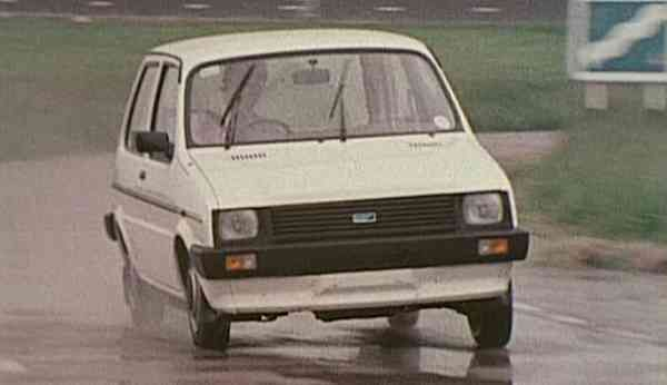 Prototypes : LC8 Metro, Pre-production testing at Gaydon. (Picture: BMIHT)