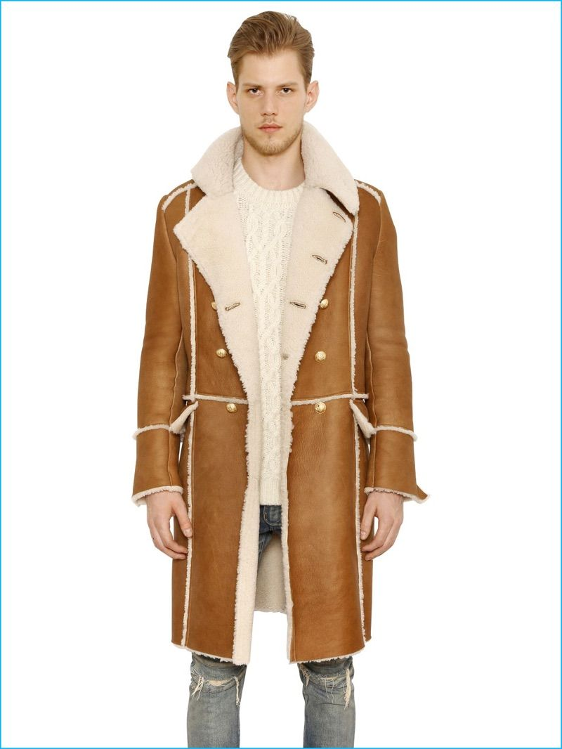 online here lower price with best supplier Indulge Your Luxe Wardrobe with Fall's Shearling Trend ...