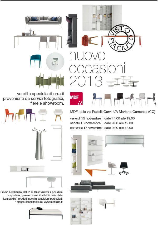 Mdf italia novembre2013 vendita speciale aziende design for Aziende design italia