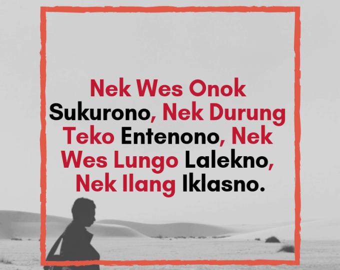 Kata Kata Bijak Bahasa Jawa Tentang Cinta Lucu Kuno Bijak U0026 Artinya Kutipan Lelucon Kata Kata Motivasi Kutipan Terbaik
