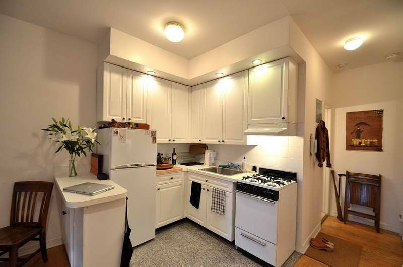Designing Small Kitchens Decoration With Flowers Home and Kitchen