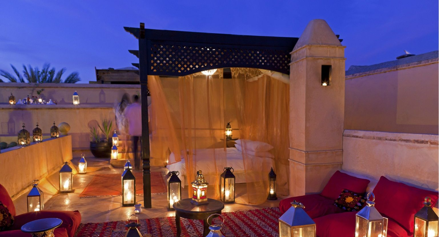 This week at Inspired Luxury Escapes we have a selection of stunning resorts under £500pp.  We recommend the beautiful Angsana Raids in Morocco, four nights from just £289pp - Saving 21%  For more information please call our experienced travel advisors today.