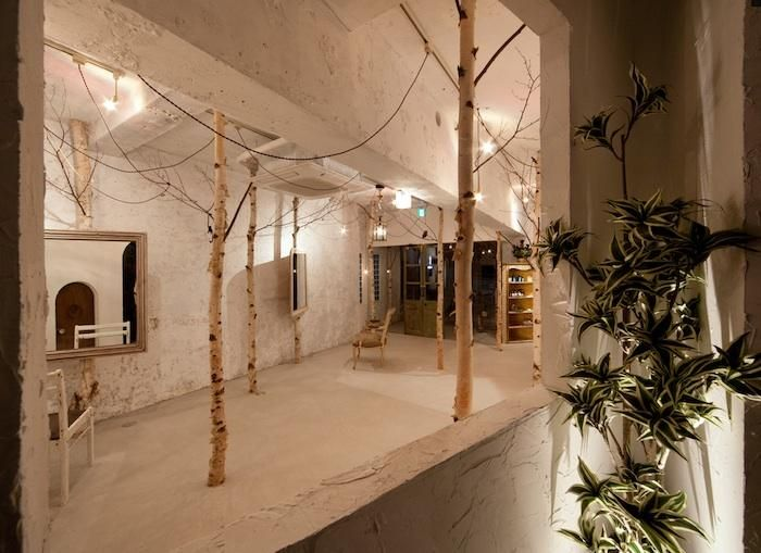 A Verdant Hair Salon in Japan : Remodelista | amazing homes ...