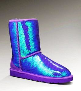 girls blue ugg boots