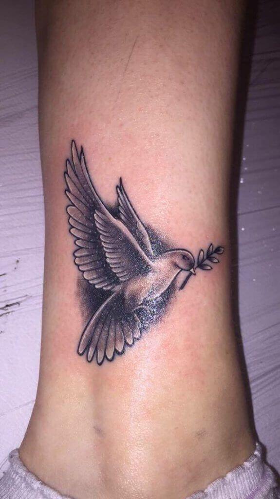 ab48659cf dove tattoos