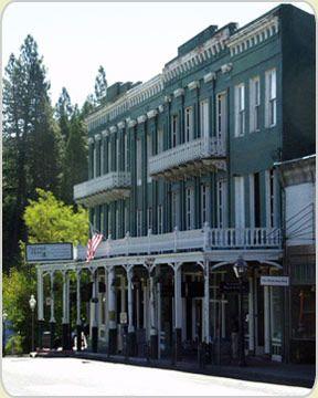 The National Hotel Nevada City Ca Haunted