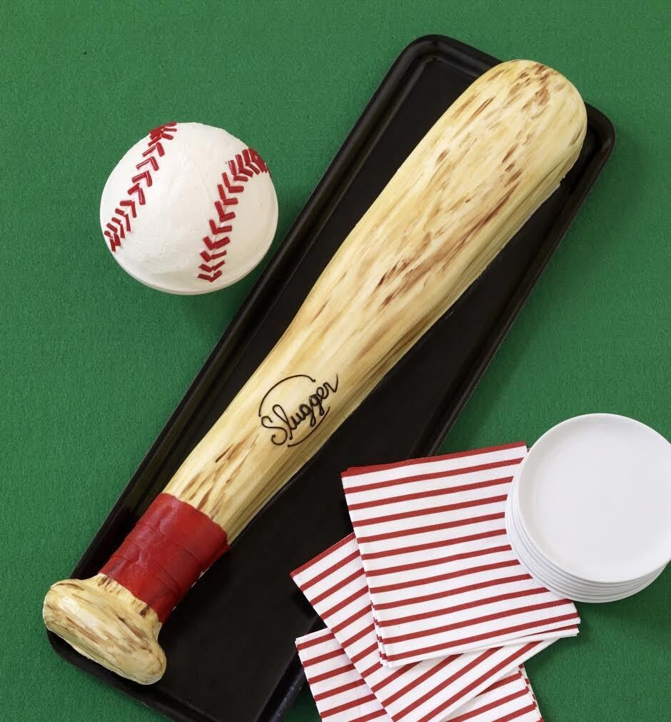 24+ Batter up cakes cooperstown ideas