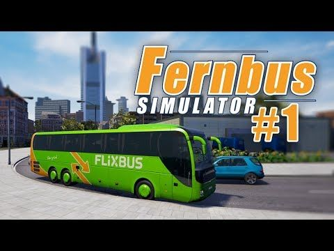 The Most Realistic Bus Simulator Ever Fernbus Simulator Gameplay 1 Bus Creative Assembly Gameplay