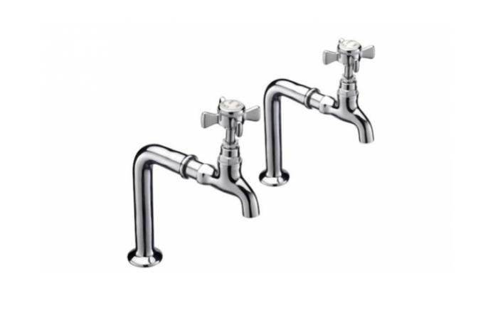 Sagittarius Churchmans Kitchen Bib Tap And Stand Kitchen Taps Pillar Tap Bathroom Taps