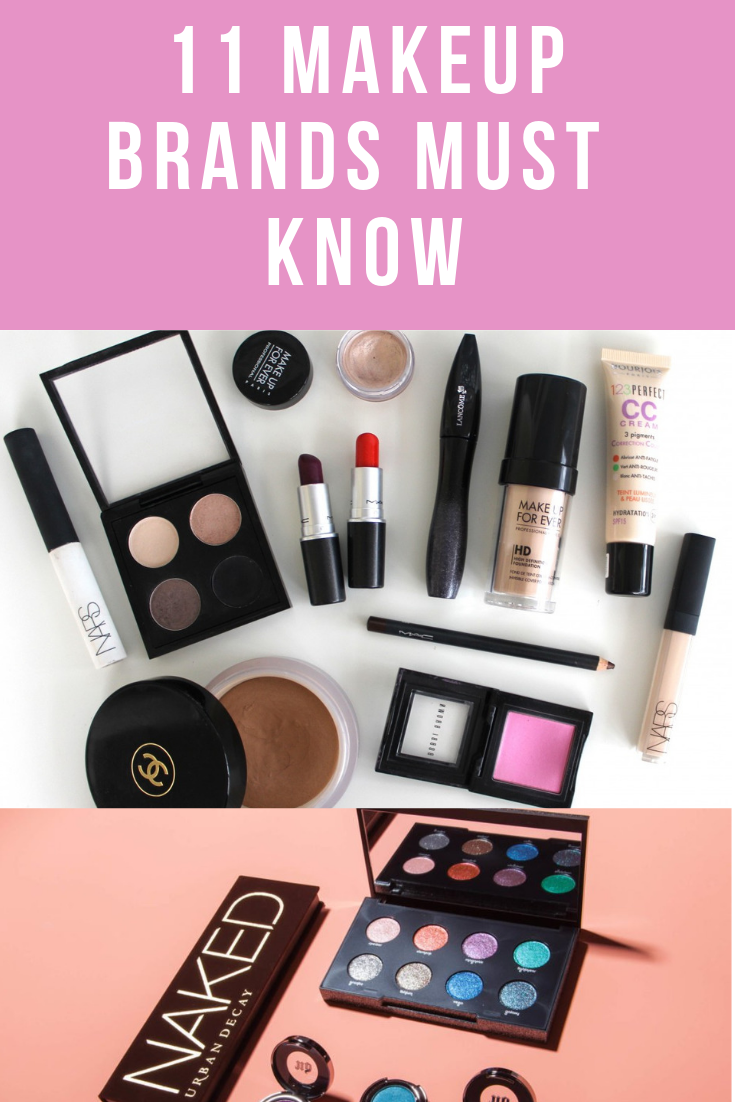 11 Best Makeup Brands In India 2020 according to beauty