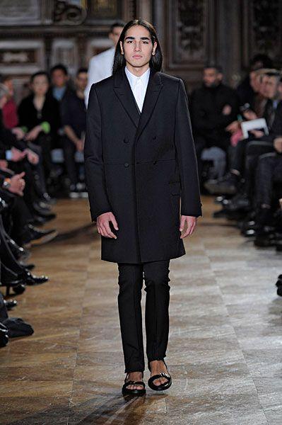 Paris Fashion Week | Givenchy Fall 2010 image givenchy thefashionisto6