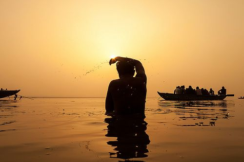 Ganga Snan @ Varanasi | Varanasi, Travel photography, Photography journey