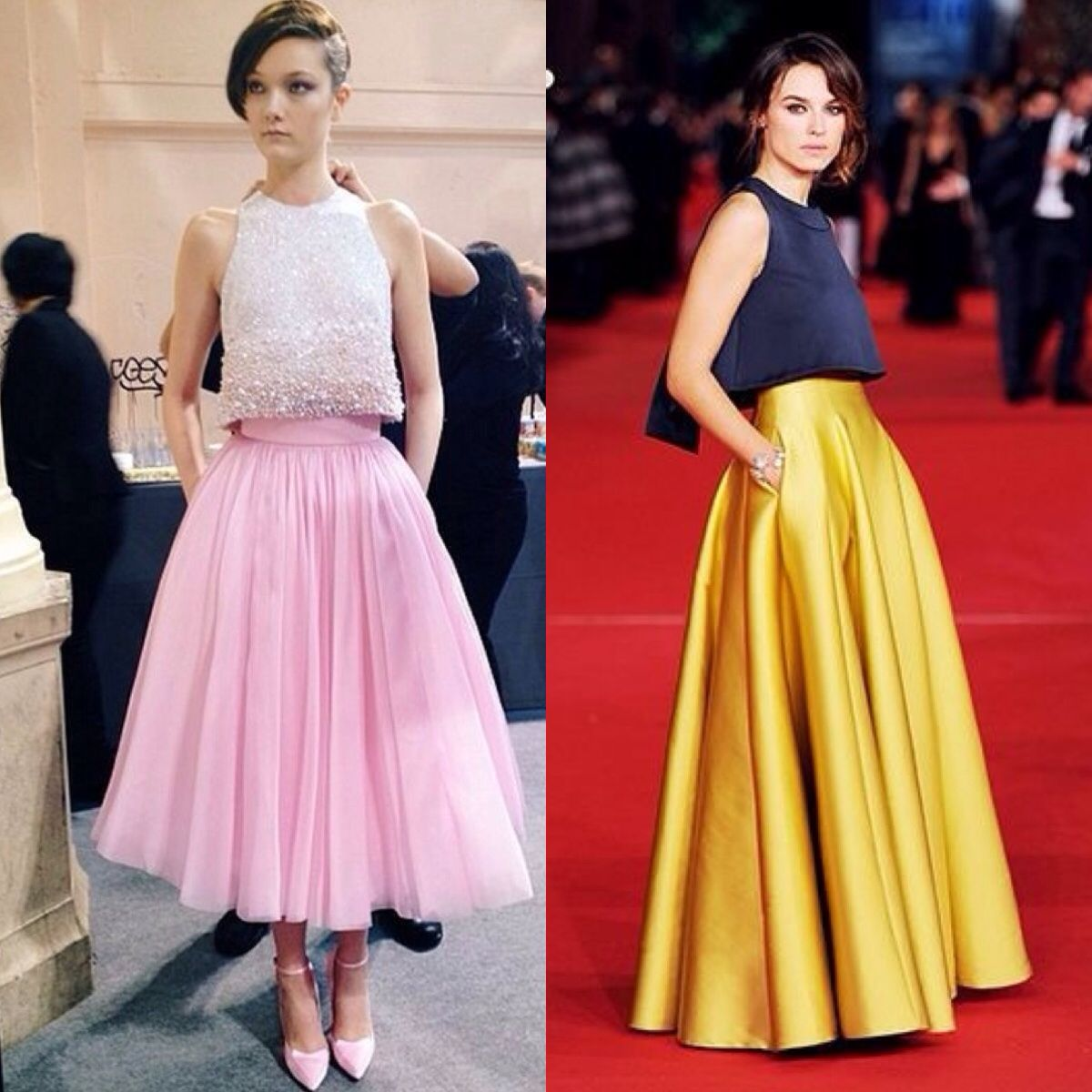 Separates mean more options Fashion, Dresses, Tulle skirt