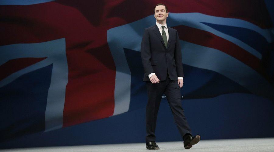 Govt prepares to battle rebellious Lords over tax credit cuts http://pronewsonline.com  George Osborne © Suzanne Plunkett