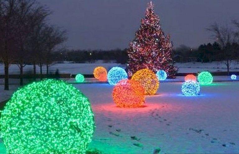 42+ Stunning Outdoor Christmas Decoration Ideas home decor