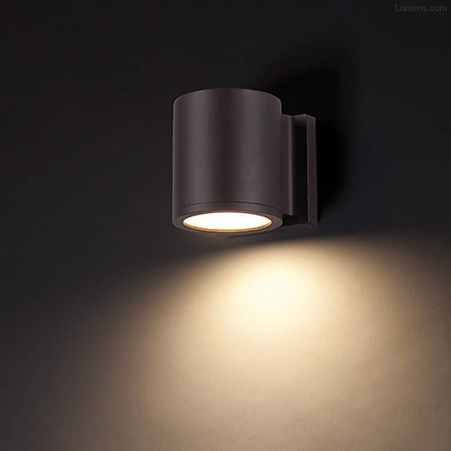 Nice Tube Indoor/Outdoor LED Wall Sconce By WAC Lighting At Lumens.com
