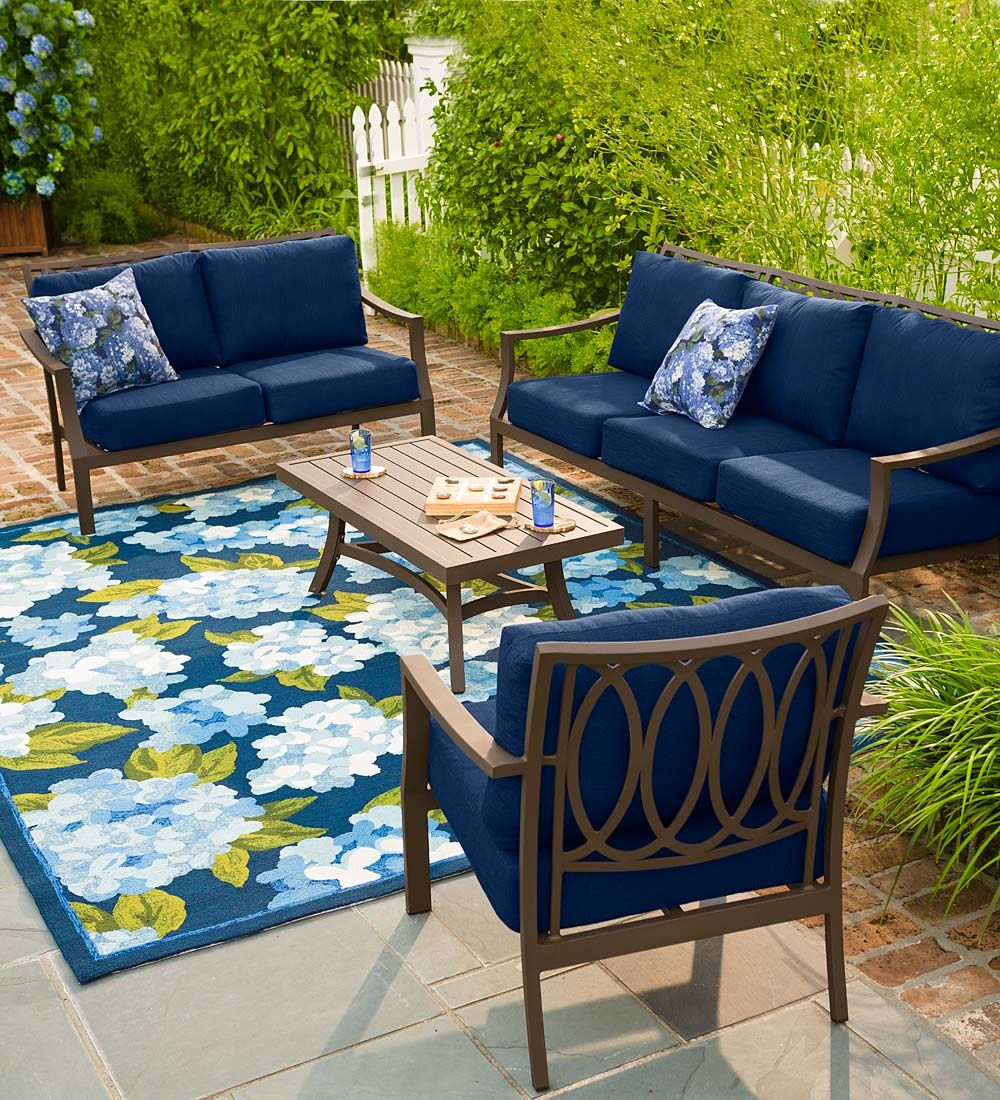 You could win this furniture set and more topsail deep seating