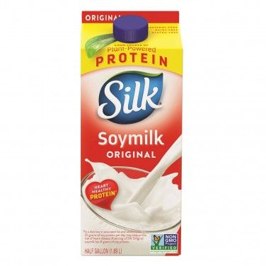 Best soy milk options