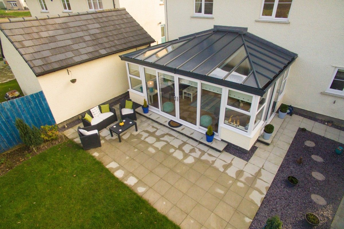 Transform Your Conservatory Into A Cosy Year Round Living Space With A High Performance Conservatory Roof Replacement Conservatory Roof Glass Conservatory Roof