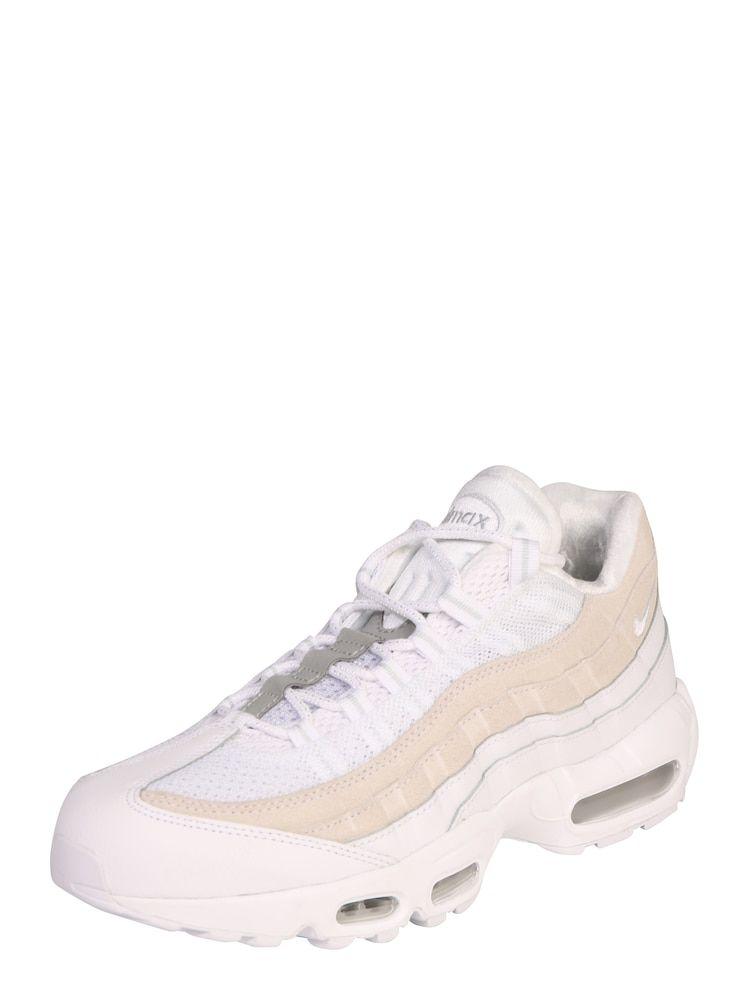 Nike Sportswear Sneaker Air Max 95 Essential Herren Weiss Beige Grosse 46 5 Air Max 95 Nike Sportswear Und Nike