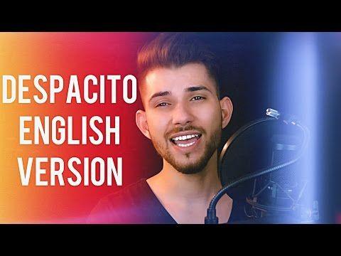 Luis Fonsi Amp D Yankee Justin Bieber Despacito X2f Slowly English Version Translated Lyrics Remix Cover Youtube Despacito Lyrics Spanish Songs Songs